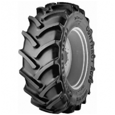 Padangos žemės ūkio traktoriams ir kombainams 520/85 R38 155A8/B AC85 TL MITAS
