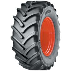 Padangos žemės ūkio traktoriams ir kombainams 650/65R38 166D/169A8 AC65 TL MITAS
