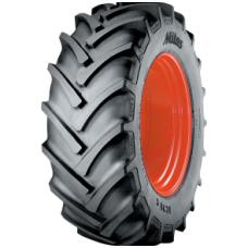Padangos žemės ūkio traktoriams ir kombainams 420/70R24 130A8/130B AC70 TL MITAS