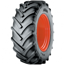 Padangos žemės ūkio traktoriams ir kombainams 380/70R24 125A8/125B AC70 G TL MITAS