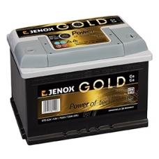 Akumuliatorius JENOX GOLD 63AH 600A