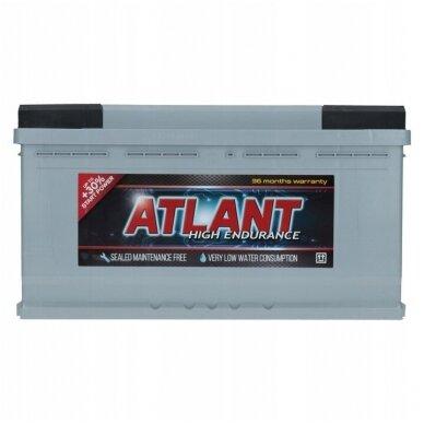 AKUMULIATORIUS ATLANT 12V 100 Ah 960 A 3