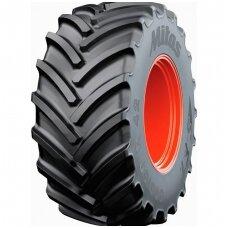 Padangos žemės ūkio traktoriams ir kombainams  600/70 R28 161D/164A8 SFT TL MITAS