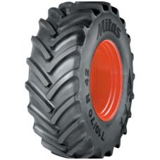Padangos žemės ūkio traktoriams ir kombainams 710/75 R42 175D/178A SFT TL MITAS