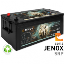 Akumuliatorius JENOX RHINO (SUPER RHINO PROFESSIONAL) 230AH 1200A